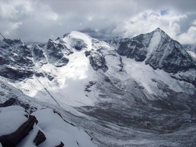 Tschenglser Hochwand, 3375m