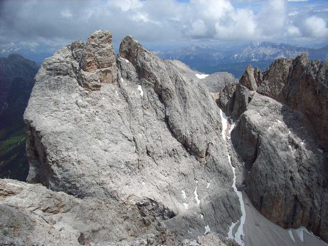 Sass Rigais (3025m) via Ferrata
