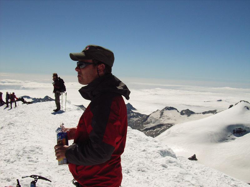 Allalinhorn (4027 m), Saas Fee