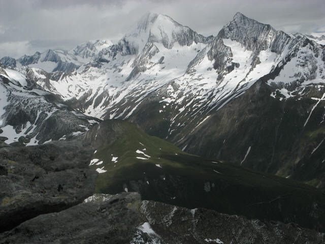 Dreieckspitze (3031m), Zillertaler Alpen